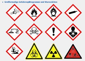 Sicherheit im chemieunterricht arbeitsblatt