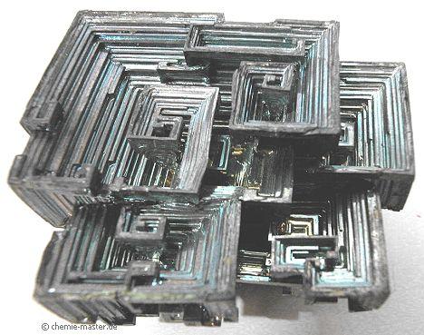bismut chemie website f r den chemieunterricht. Black Bedroom Furniture Sets. Home Design Ideas