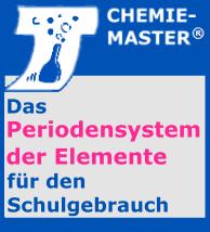 Das Periodensystem für den Schulgebrauch (chemie-master.de - Website ...